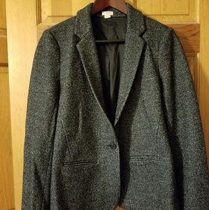 J Crew wool blazer - size M